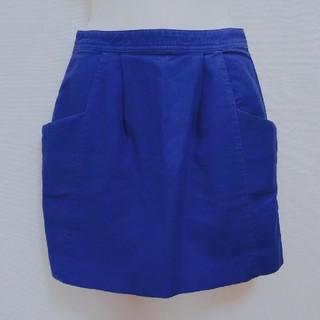 デイシー(deicy)のデイシー 春夏 自宅で洗えるバックファスナースカート ミニスカート 送料無料(ミニスカート)