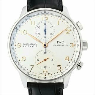 インターナショナルウォッチカンパニー(IWC)のIWC ポルトギーゼ クロノグラフ メンズ 腕時計(腕時計(アナログ))