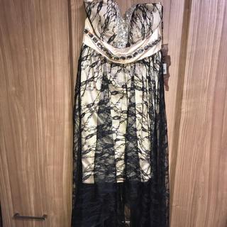 ジュエルズ(JEWELS)のアヤパン様専用ショートin ロングドレス suger 荒木さやかちゃん着用(ナイトドレス)