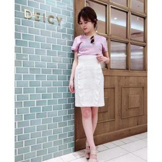 デイシー(deicy)のdeicy ❤︎ 新品未使用スカート(ミニスカート)