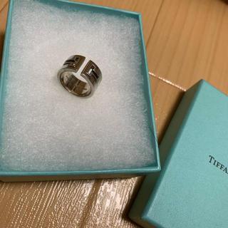 ティファニー(Tiffany & Co.)のティファニー t カットアウト リング 岩ちゃん 三代目(リング(指輪))
