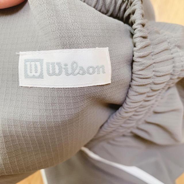 wilson(ウィルソン)のWilson スコート スポーツ/アウトドアのテニス(ウェア)の商品写真