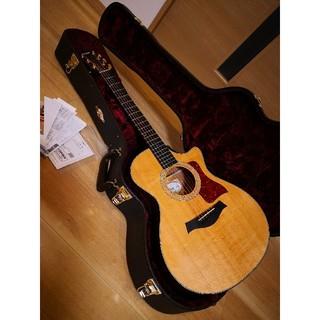 [美品]Taylor 312ce Maho JPN LTD 2015 ES2(アコースティックギター)