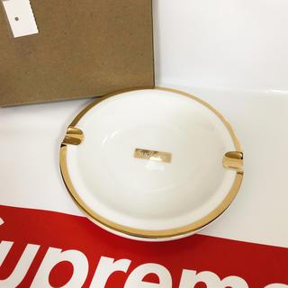シュプリーム(Supreme)のgold trim ceramic ashtray(灰皿)