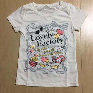 シマムラ(しまむら)のTシャツ 140 しまむら(Tシャツ/カットソー)