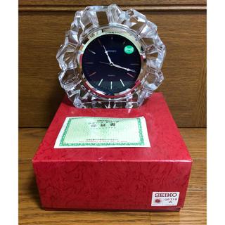 セイコー(SEIKO)のセイコー クロック 置時計 新品未使用(置時計)
