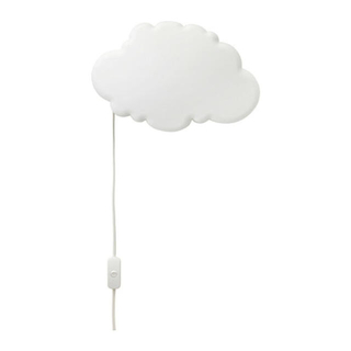 IKEA cloud wall lamp ☁️