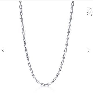 ティファニー(Tiffany & Co.)の登坂着 Tiffany ネックレス HARDWEAR(ネックレス)