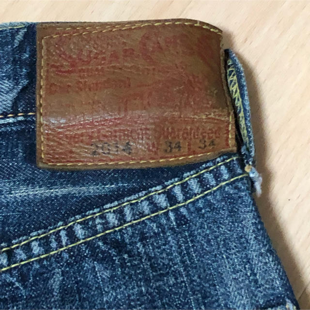 Sugar Cane(シュガーケーン)のシュガーケーン デニムパンツ メンズのパンツ(デニム/ジーンズ)の商品写真