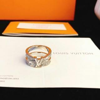 ルイヴィトン(LOUIS VUITTON)の极美品 LV 指輪(リング(指輪))