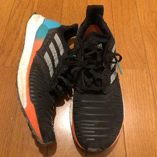 アディダス(adidas)のsola boost (ランニング/ジョギング)