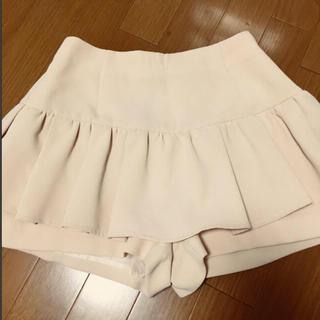 バイバイ(ByeBye)のByeBye♡スカート風ショートパンツ(ショートパンツ)