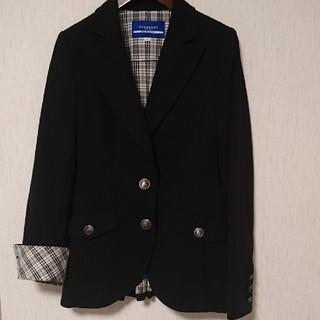 バーバリー(BURBERRY)のバーバリースーツ3点セット・ブラック(スーツ)