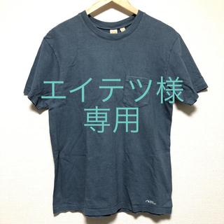 バーンズアウトフィッターズ(Barns OUTFITTERS)の【USED】バーンズアウトフィッターズ Tシャツ Lサイズ 送料込(Tシャツ/カットソー(半袖/袖なし))