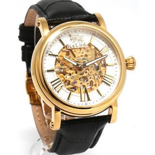 アヴァランチ(AVALANCHE)のICE LINKウィスラーIWH-YWYダイヤモンドウォッチ(腕時計(アナログ))