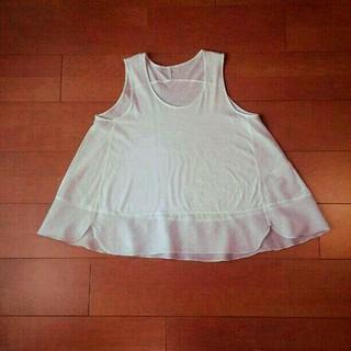 ドゥロワー(Drawer)のDrawer Aラインカットソー(Tシャツ(半袖/袖なし))