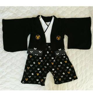 ディズニー(Disney)のディズニー袴ロンパース(和服/着物)