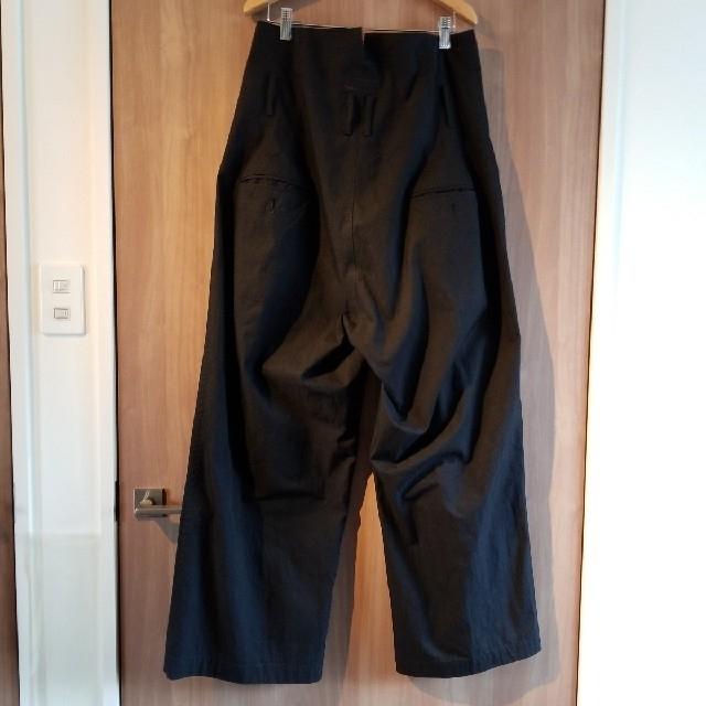 Yohji Yamamoto(ヨウジヤマモト)のY's Red Label サルエル風ワイドパンツ  メンズのパンツ(サルエルパンツ)の商品写真
