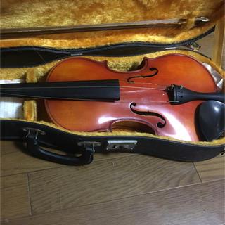 スズキ(スズキ)の子供用バイオリン!ジャンク品(ヴァイオリン)