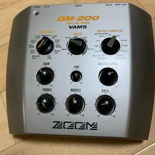 ズーム(Zoom)のZOOM GM-200 ギターアンプモデラー(エフェクター)