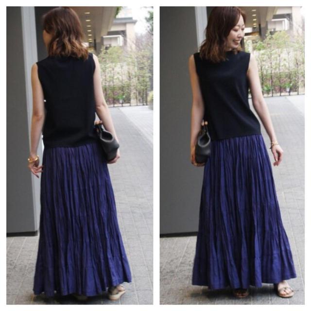 Noble(ノーブル)の【新品タグ付】【MARIHA】草原の虹のスカート レディースのスカート(ロングスカート)の商品写真