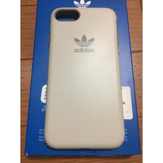 アディダス(adidas)の超美品 iPhone7 iPhone8 スマホケース カバー アディダス(iPhoneケース)
