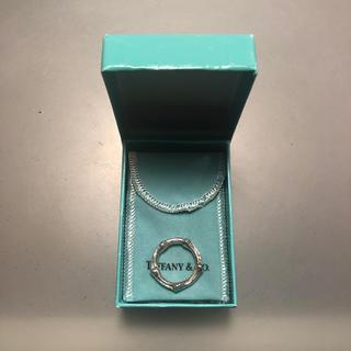 ティファニー(Tiffany & Co.)のTIFFANY&Co. BAMBOO RING ティファニー バンブーリング美品(リング(指輪))