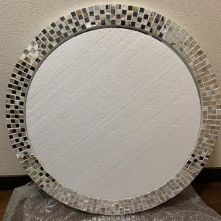 フランフラン(Francfranc)のFrancfranc フランフラン お洒落ミラー 鏡(壁掛けミラー)