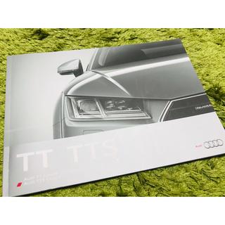 アウディ(AUDI)のAudi TT TTS カタログ アウディ(カタログ/マニュアル)