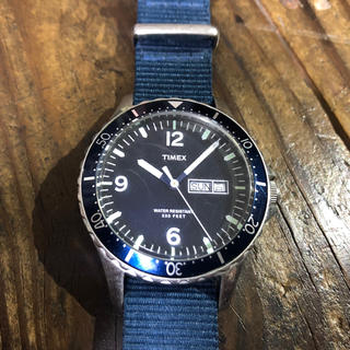 タイメックス(TIMEX)のTIMEXダイバース(腕時計(アナログ))