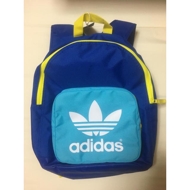 adidas(アディダス)のadidas originals 新品タグ付き バックパック レディースのバッグ(リュック/バックパック)の商品写真