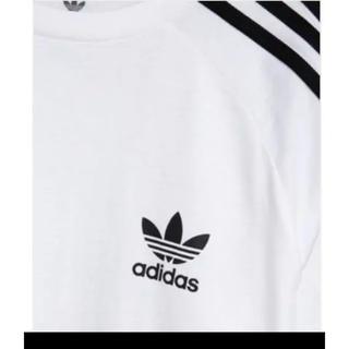 アディダス(adidas)のadidas original ロンT(Tシャツ/カットソー(七分/長袖))