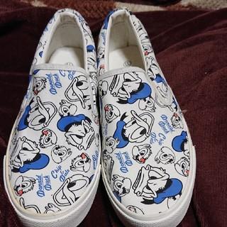 ディズニー(Disney)の靴(スリッポン/モカシン)