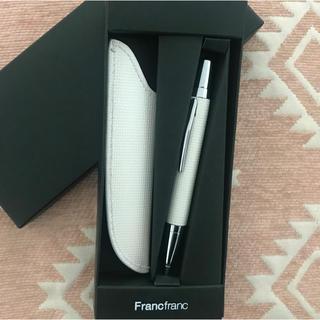 フランフラン(Francfranc)のほぼ未使用 箱付き フランフラン ボールペン(ペン/マーカー)