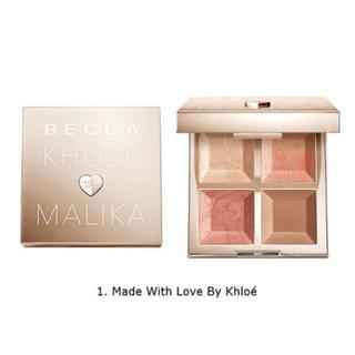 セフォラ(Sephora)の限定 BEECA ハイライト フェイスパレット(フェイスカラー)