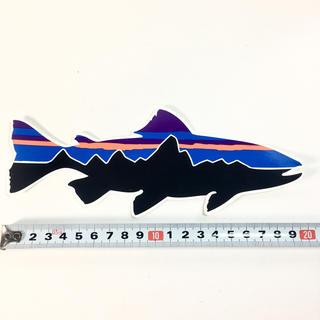 パタゴニア(patagonia)のパタゴニア ステッカー  ☆ フィッシュ 1点  !フィツロイ(サーフィン)
