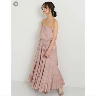 ノーブル(Noble)の『未使用タグ付き』MARIHA草原の夢のドレス(ロングワンピース/マキシワンピース)