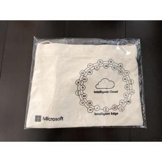 マイクロソフト(Microsoft)のマイクロソフト エコバッグ 非売品(エコバッグ)