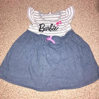 バービー(Barbie)のワンピース80(ワンピース)