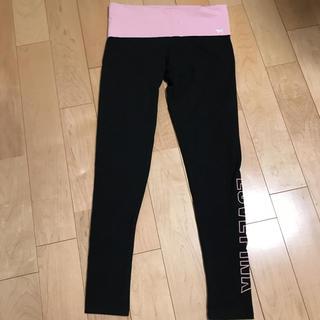 Leggings Victoria's Secret Pink Black Yoga Leggings Xs Clothing, Shoes & Accessories