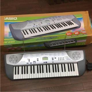 カシオ(CASIO)のCASIO キーボード(キーボード/シンセサイザー)