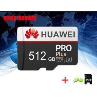 【送料無料】HUAWEI 512GB microSDカードアダプターUSBカード(PC周辺機器)