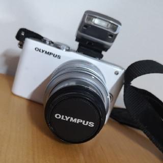 オリンパス(OLYMPUS)の美品 オリンパス(ミラーレス一眼)