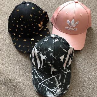 アディダス(adidas)の帽子まとめ売り(キャップ)