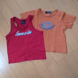 コムサイズム(COMME CA ISM)のコムサイズム 90サイズ(Tシャツ/カットソー)