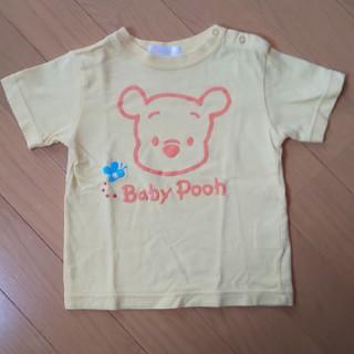 80サイズ ディズニーT(Tシャツ)