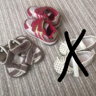 アディダス(adidas)のアディダス*スニーカー*サンダル*13(サンダル)