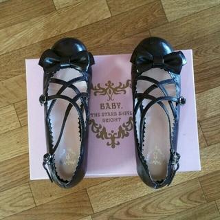 ベイビーザスターズシャインブライト(BABY,THE STARS SHINE BRIGHT)の再出品。(ローファー/革靴)