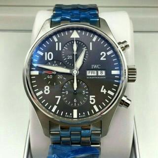 インターナショナルウォッチカンパニー(IWC)のIWC IW377719 オートマチック メンズ 腕時計(腕時計(アナログ))