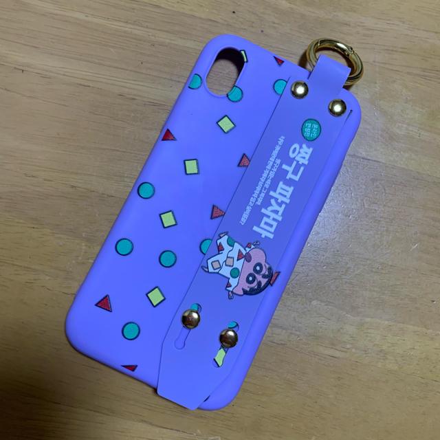 Apple - iPhoneケースxr クレヨンしんちゃんの通販 by まこ's shop|アップルならラクマ